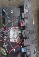 MERCEDES W211 W219 ÇIKMA ARKA SAM BEYNİ 2115455301